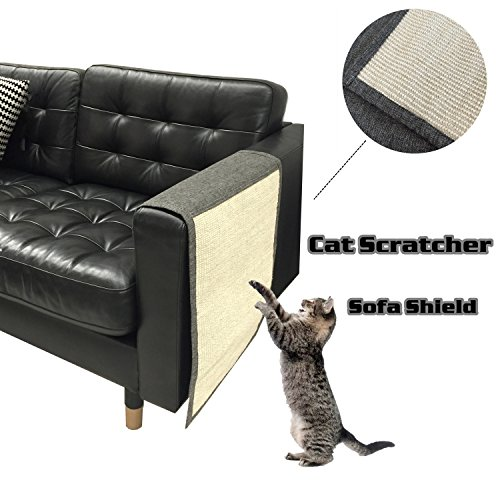 Cat Scratch Mat Sofa Shield Pet Furniture Cover Washable