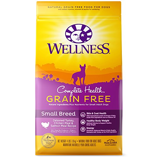 Wellness Complete Health Natural Grain Free Dry Small