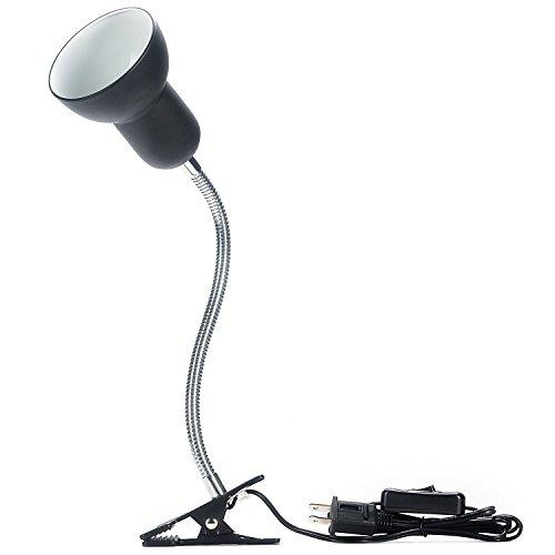 Hoke Flexible Clamp Lamp Fixture For Reptiles Terrarium Habitat Lighting Amp Heat Lamp Holder