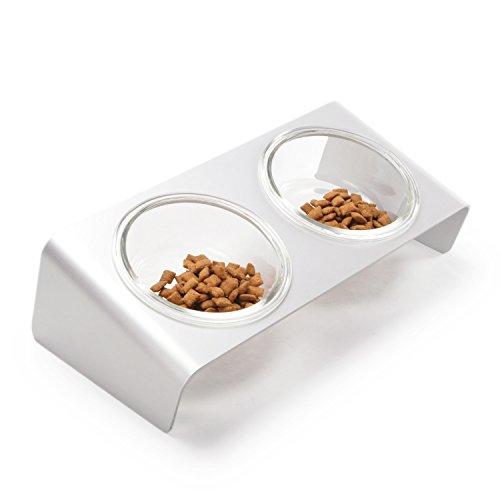 Modern Cat Food Bowls