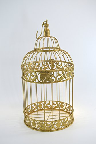 Afloerandmore Wedding Birdcage Centerpiece Or Wishing Well Wedding